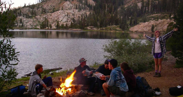 The Benefits of a Mixed-Age Camp Experience for Older Campers