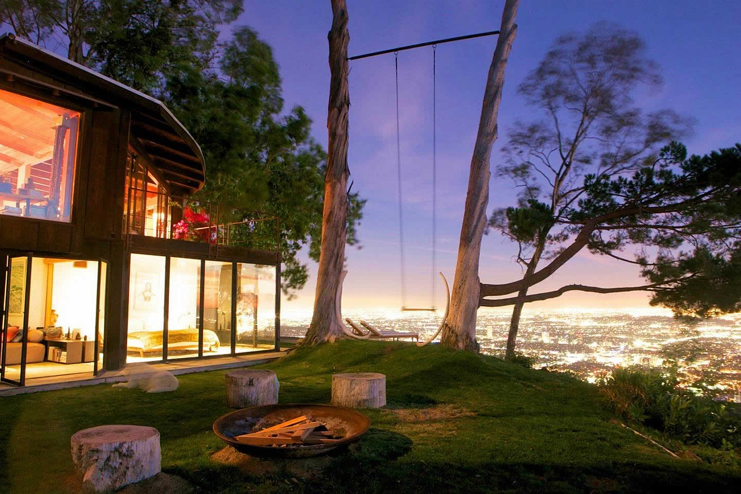 #17 Tree House With 360 Views in Los Angeles