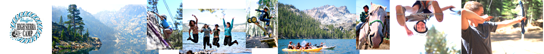 Shaffer's High Sierra Summer Camp